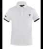 Classic Mens Show Shirt SS White  XL