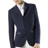 MAN COMPETITION JACKET RUSSEL   BLUE  50