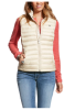 WMS IDEAL DOWN VEST  BEIGE   M