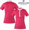 Casella Ladies Show Shirt Pink Rasberry Sorbet  S