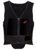 Soft active vest pro x6 equitation Vectors Graphic