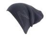 Horze Knitted Beanie Hat  Night Dark Blue