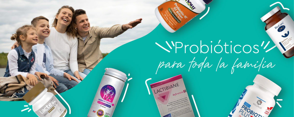 probioticos wellplus, probiotico now, probioticos ortomolecular chile