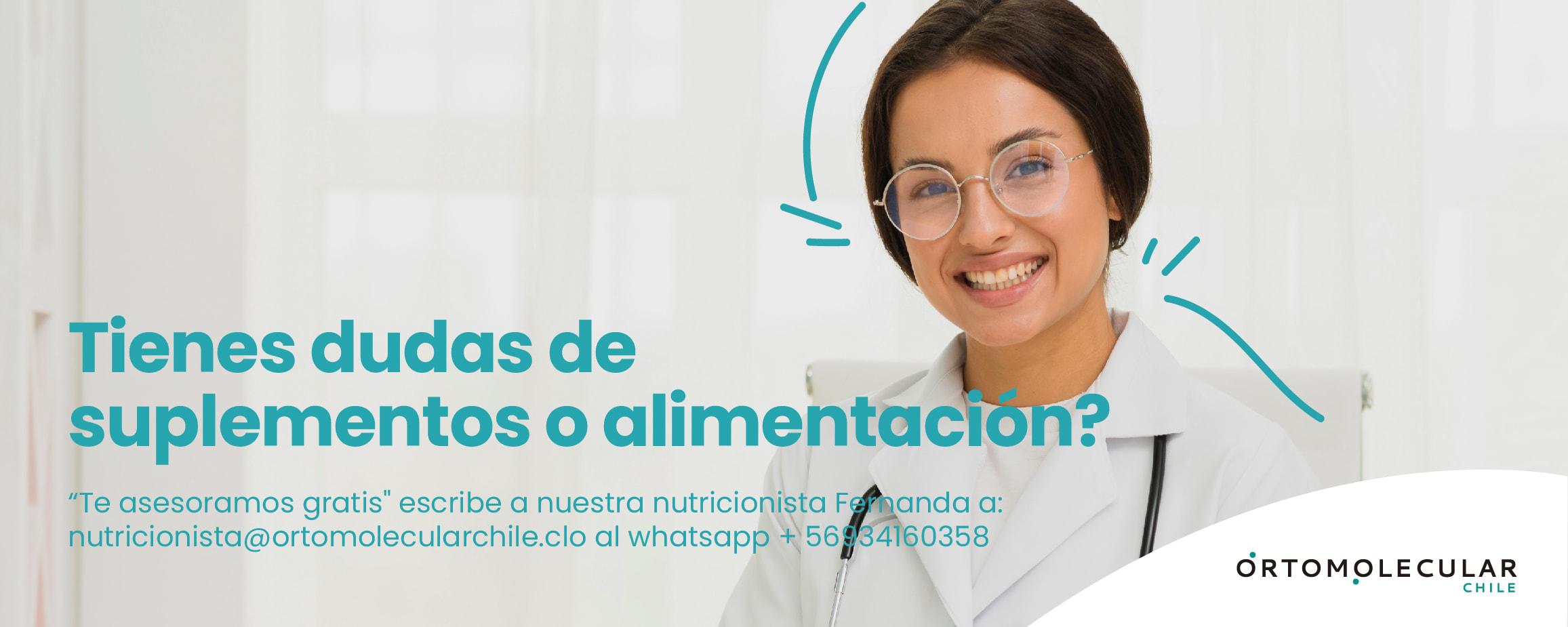nutricionista ortomolecular, nutricionista integrativa, nutricion, ortomolecular chile, dieta,