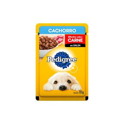 Pedigree Pouch Cachorro 85 Gr1