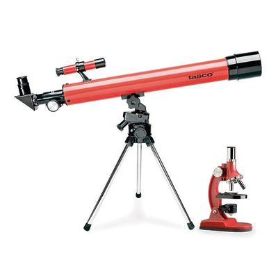 Telescopio Refractior 50mm x 50mm + Microscopio 901