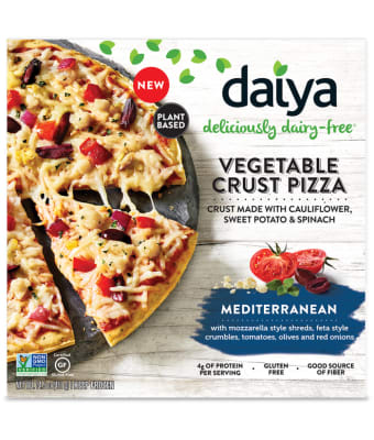PIZZA VEGGIE CRUST MEDITERRANEA DAIYA1