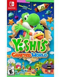 YOSHI'S CRAFTED WORLD NSW1