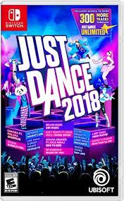 JUST DANCE 2018  NINTENDO SWITCH1