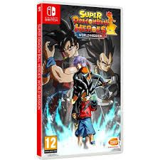SUPER DRAGON BALL HEROES WORLD MISSION  NINTENDO SWITCH1