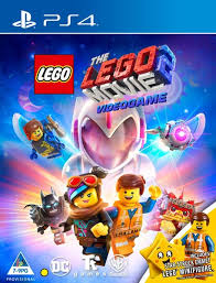 THE LEGO MOVIE VIDEOGAME 2 PS41