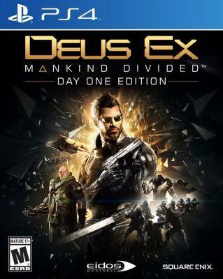 DEUS EX MANKIND DIVIDED EDICION DIA 1   PS41