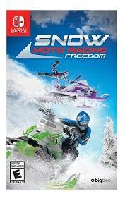 SNOW MOTO RACING FREEDOM   NINTENDO SWITCH1