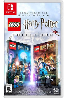 Lego Harry Potter Collection Nsw1