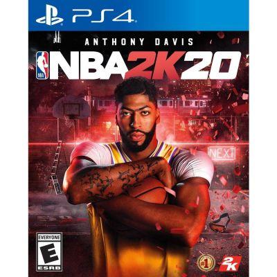NBA 2K20 PS4 1
