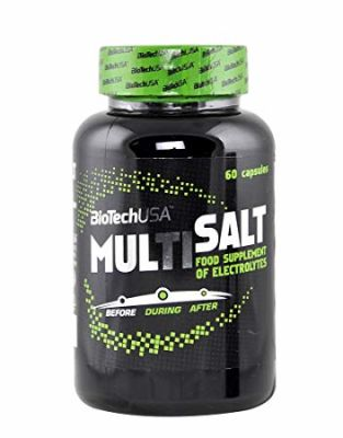 BIOTECH USA MULTI-SALT (60 CAPSULES)