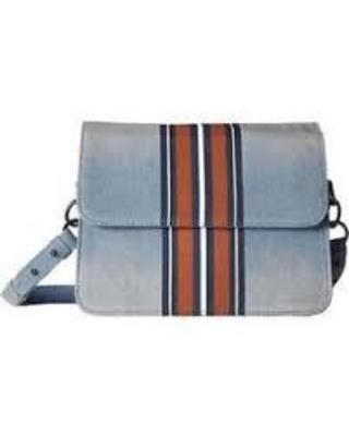 CIRCUS BY SAM EDELMAN MARION CROSSBODY CHAMBRAY