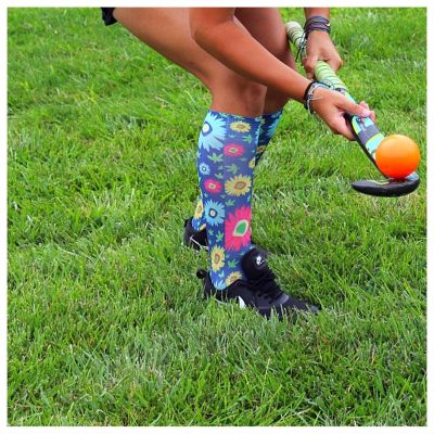 HOCSOCX FLOWER POWER LINERS WOMEN`S