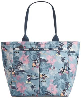 LE SPORTSAC MICKEY MINNIE COLLECTION EVE VACATION PARADISE