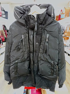 PARKA MISSFOFO CLASSIC