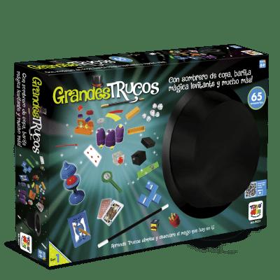 GRANDES TRUCOS, SET 1, 65 ACCESORIOS C/SOMBRERO1