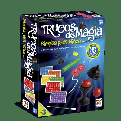 TRUCOS DE MAGIA, SET 3, 35 TRUCOS1