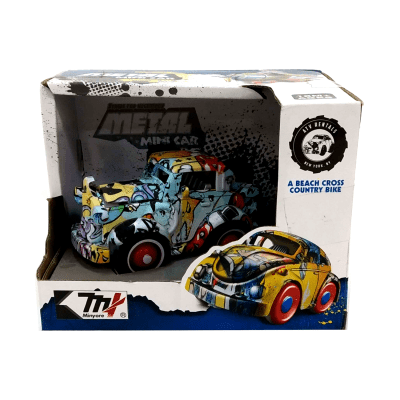 AUTO GRAFFITI ALLOY CAR 4 COLORES1