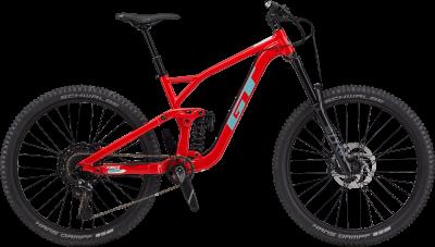 Bicicleta Force Elite AL 27.5 2020 rojo3