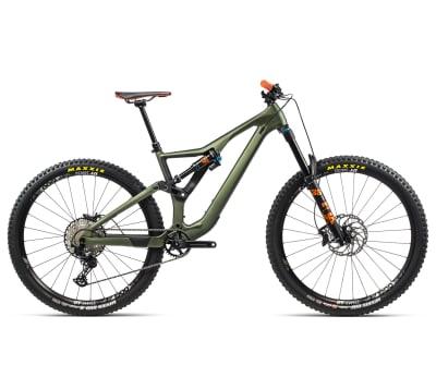 Bicicleta Rallon 29 M20 2021 Verde/Naranjo1