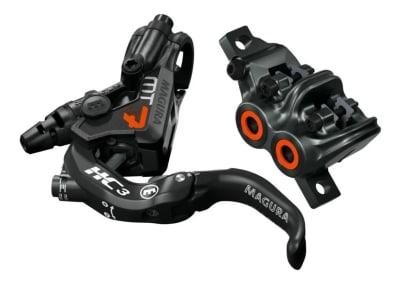 Par frenos MT7 Orange + HC3 Limited Edition1
