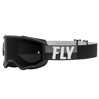 FLY GOGGLE ZONE BLACK/WHI1