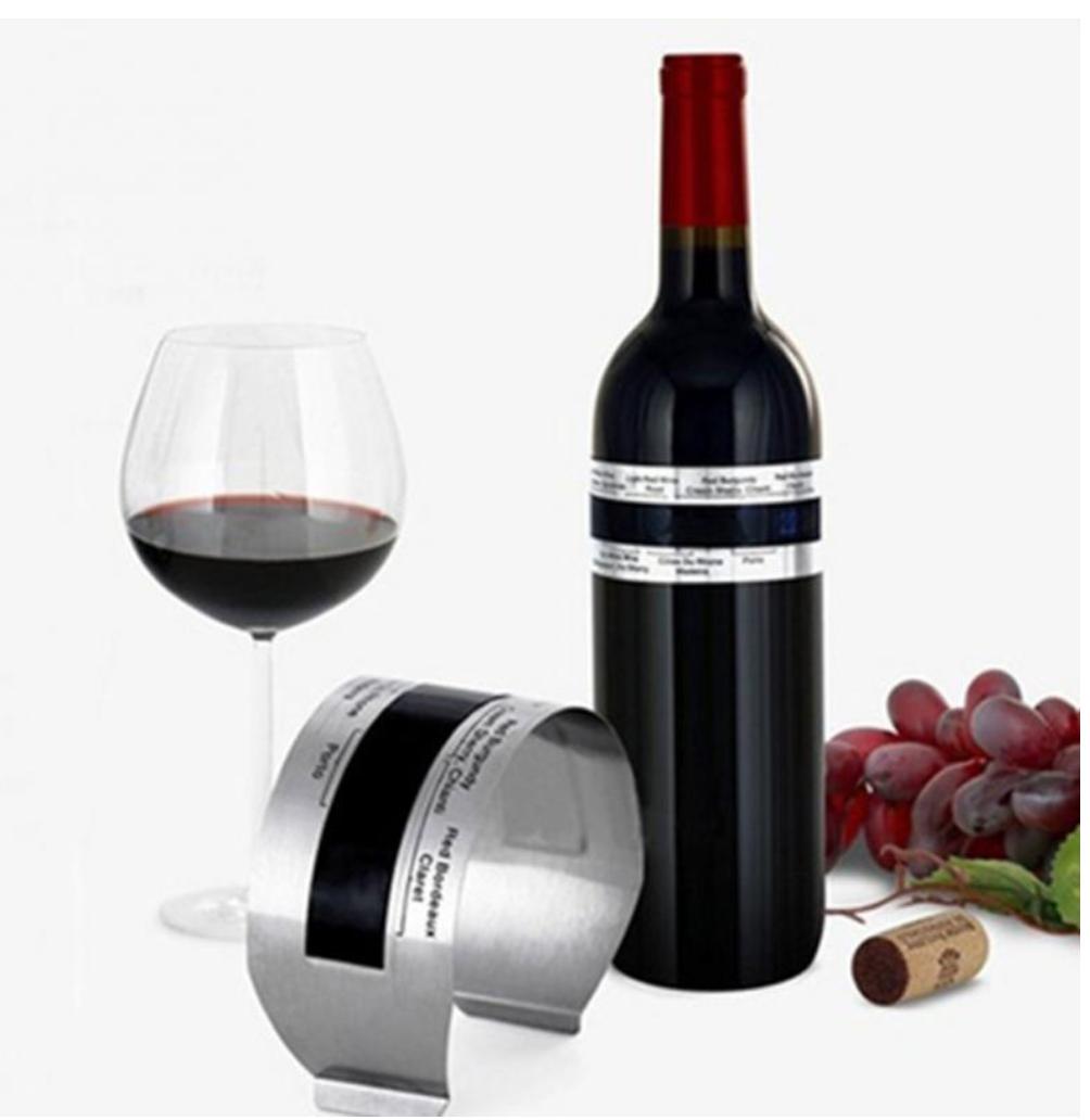 Pulsera Termometro Vino Casastilo Concept Store 0:53 regalos originales regaletes 2. casastilo
