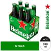 Cerveza Heineken Six Pack Botella x 330 ml1