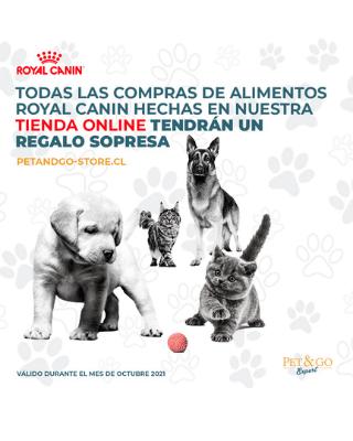 Promocion Royal Canin
