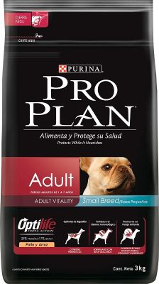 PRO PLAN DOG ADULT SMALL BREED1