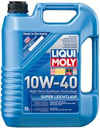LIQUY MOLY SUPER LEICHTLAUF 10W-40