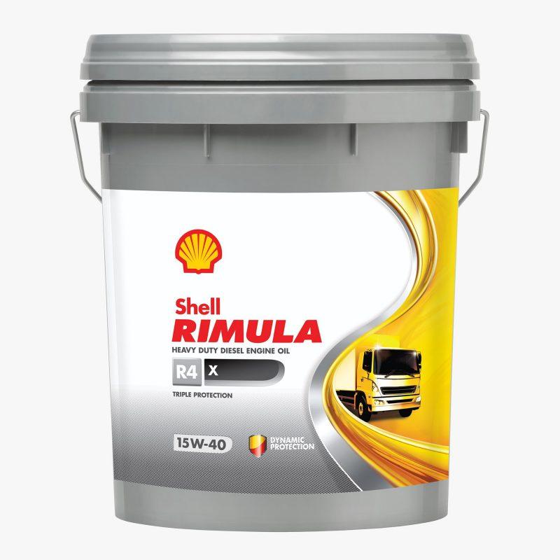 SHELL RIMULA R-4X 15W-40