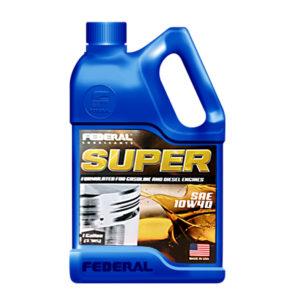 FEDERAL SUPER 10W-40