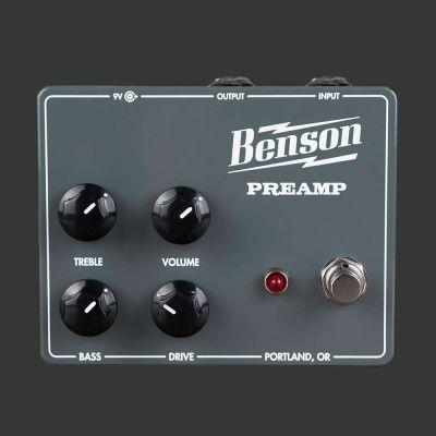 BENSON PREAMP1