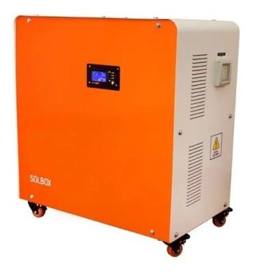 GENERADOR SOLAR MOVIL 3000W PLUS SOLBOX2