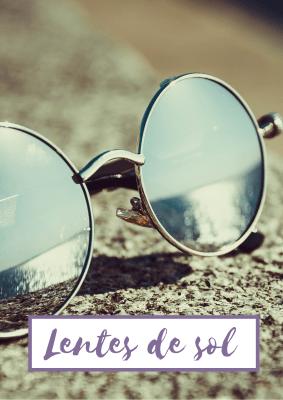 lentes y straps