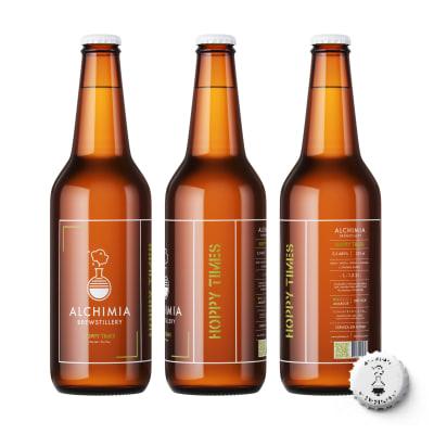 Hoppy Times - Dry Hopped Pale Ale1