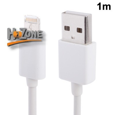 Cable USB 1 Metros para iPhone 5