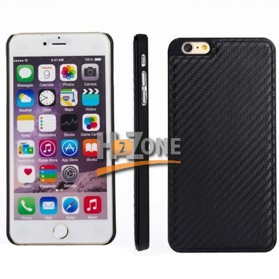Case iPhone 6 Plus. Fibra de Carbono