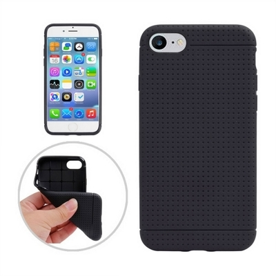 Case TPU Negro iPhone 7