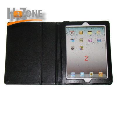 Estuche de Cuero con Stand iPad de Apple