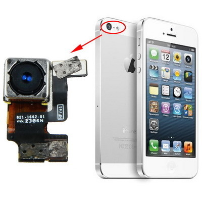 Cámara Trasera de iPhone 5