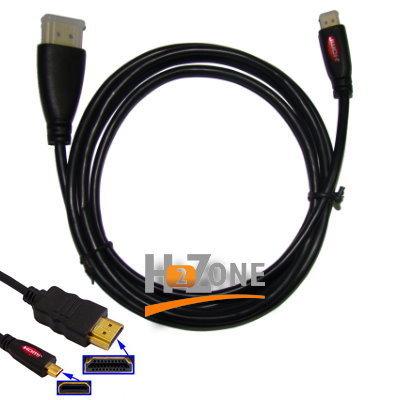 Cable 1 metro HDMI a Micro HDMI