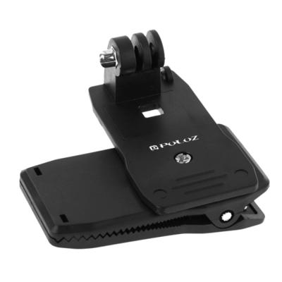 clip puluz 360 de rotación fácil liberación