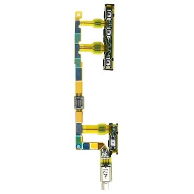 Flex Botones y Vibrador Sony Xperia Z3 Compact